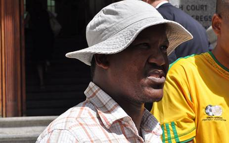 ANC councillor Andile Lili, who was fired for insulting a Khayelitsha resident, could still take the Western Cape government to court. Picture: Catherine Rice/EWN