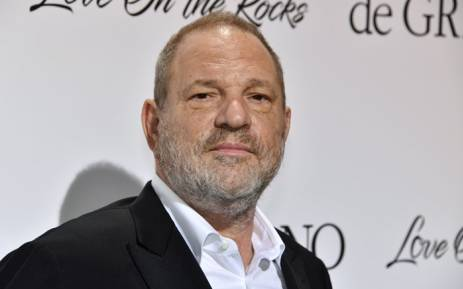 FILE: US film producer Harvey Weinstein. Picture: AFP
