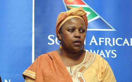 Dudu Myeni's advisory role to Transport Minister sparks concerns