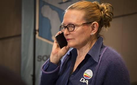 Western Cape Premier Helen Zille. Picture: Aletta Harrison/EWN