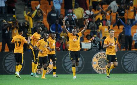 FILE: Kaizer Chiefs players celebrate. Picture: PSL.