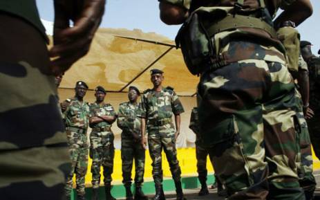 Four people were killed in Casamance when suspected separatist rebels clashed with government soldiers. Picture: AFP