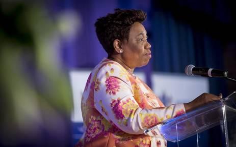 FILE: Minister of Basic Education Angie Motshekga. Picture: Reinart Toerien/EWN.