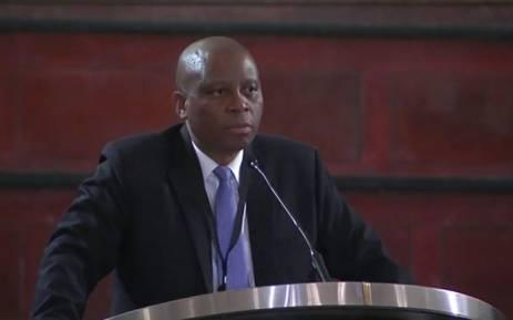 Newly elected Johannesburg Mayor Herman Mashaba. Picture: YouTube screengrab.