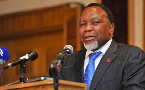 Dlamini-Zuma says allegations against the president 'must be investigated'