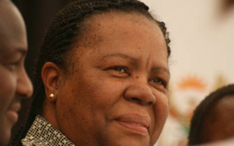 Minister of Science and Technology Naledi Pandor. Picture: Taurai Maduna/EWN.