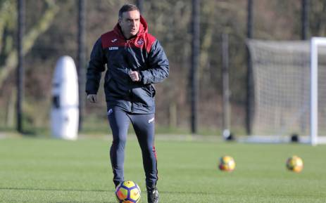 Newly-appointed Swansea City manager Carlos Carvalhal. Picture: @SwansOfficial/Twitter.