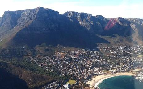 FILE: Table Mountain in Cape Town. Picture: Refilwe Pitjeng/EWN.