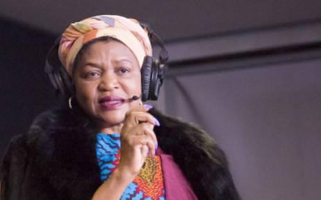 FILE: National Assembly Speaker Baleka Mbete. Picture: Radio 702