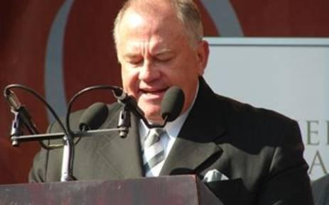 Rhema Bible Church's Ray McCauley. Picture: Lenyaro Sello/ Eyewitness News.