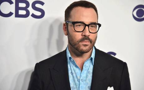Jeremy Piven attends the 2017 CBS Upfront on 17 May 2017 in New York City. Picture: Getty Images/AFP