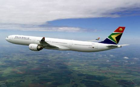 South African Airways is without a permanent CEO. Picture: AFP.