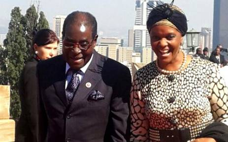 FILE: News of the First Lady's graduation has come as a surprise to Zimbabweans, since she was only reported to have registered for the degree in July. Picture: GCIS.