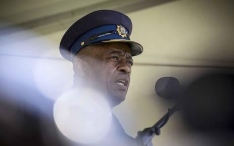 FILE: Lieutenant-General Khombinkosi Jula. Picture: Thomas Holder/EWN.