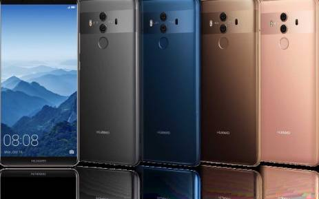 Huawei launched its Mate 10 Pro Series in Cape Town on 7 November 2017. Picture: Supplied.