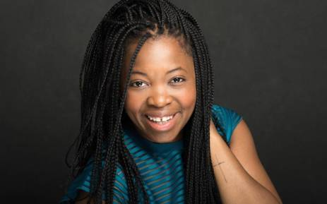 South African-born actress Phumzile Sitole. Picture: @phumzilesitole/Twitter