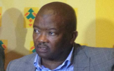FILE: United Democratic Movement (UDM) leader Bantu Holomisa. Picture: EWN.