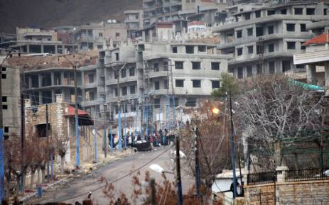 FILE: A general view for the besieged town of Madaya, in the countryside of Damascus, Syria, on 14 January 2016. Picture: EPA/Youssef Badawi.