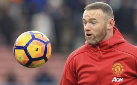 FILE: Manchester United skipper Wayne Rooney. Picture: AFP.