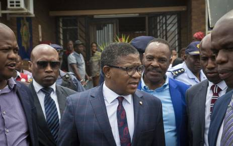 #CrimeStats: Mbalula doesn't understand the danger of guns - Gun Free SA