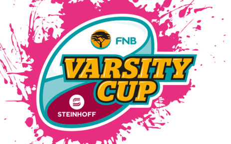 The Varsity Cup logo. Picture: Supplied.