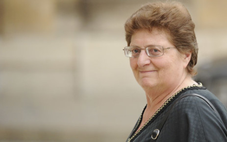 South African Reserve Bank Governor Gill Marcus. Picture: AFP
