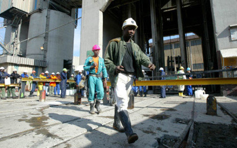 Harmony Gold says it is trying to avert the possibility of retrenchment at the Kusasalethu mine. Picture: EWN.