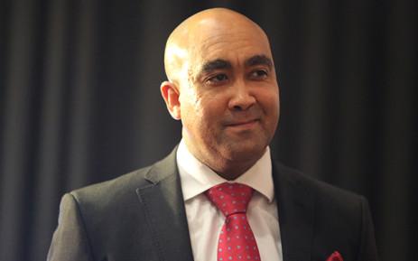 National Director of Public Prosecutions of the NPA, Advocate Shaun Abrahams.Picture: Reinart Toerien/EWN