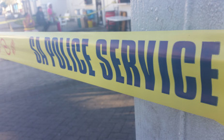 Police tape generic. Picture: EWN.