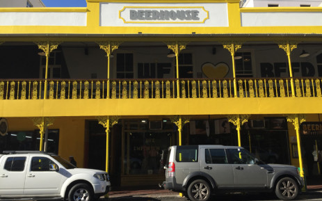 The Beerhouse on Long Street. Picture: Thomas Holder/EWN.