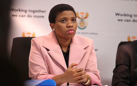 Acting National Director of Public Prosecutions Nomgcobo Jiba. Picture: Taurai Maduna/EWN.