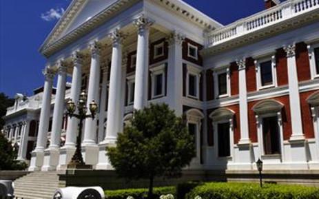 Parliament, Cape Town. Picture: EWN