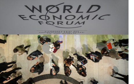 The 2016 World Economic Forum is taking place in Davos, Switzerland, between 20 and 23 January 2016. Picture: AFP.