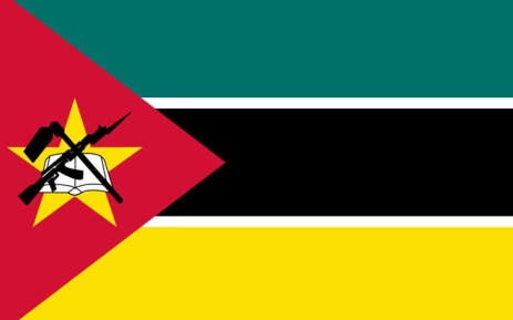 The Mozambique flag. Picture: Wikimedia Commons.