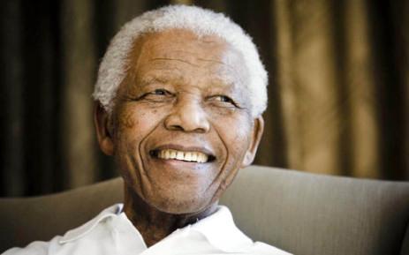Former President Nelson Mandela. Picture SAPA