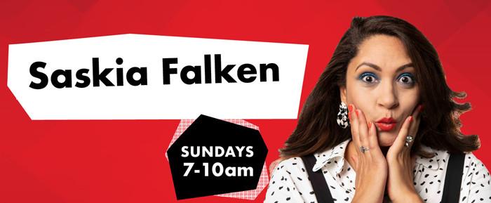 Sunday Breakfast with Saskia Falken