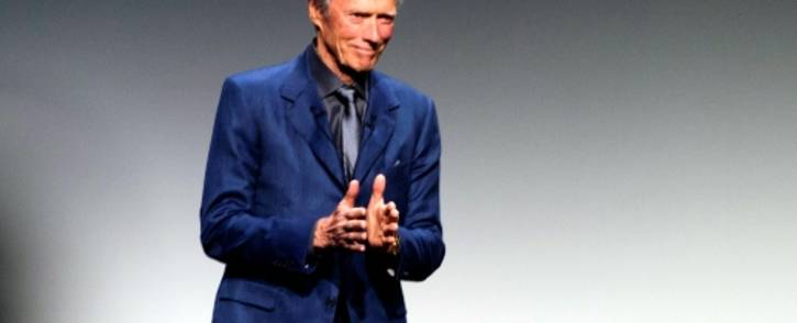 Clint Eastwood. Picture: AFP.
