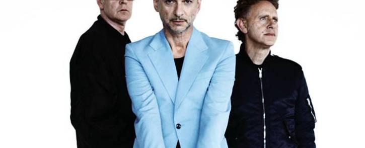 Depeche Mode. Picture: Anton Corbijn.