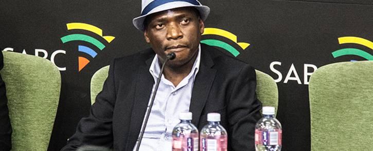 FILE: Former SABC COO Hlaudi Motsoeneng. Picture: Kgothatso Mogale/EWN.
