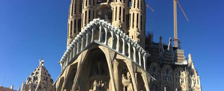 A general view of Barcelona's Sagrada Familia church. Picture: Pixabay.com.
