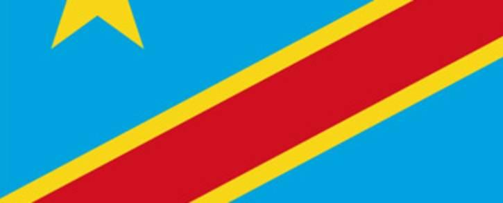 Democratic Republic of Congo (DRC) flag. Picture: Supplied