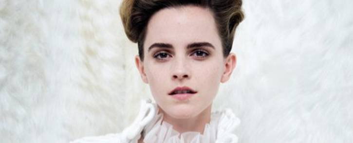 FILE: Emma Watson. Picture: Vanity Fair.