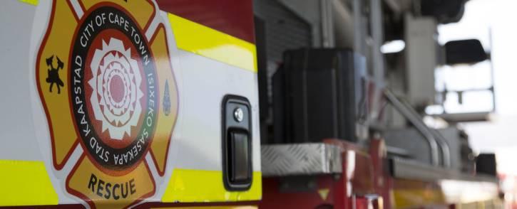 FILE: A fire engine. Picture: Cindy Archillies/EWN