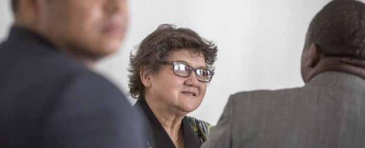 FILE: Public Enterprises Minister Lynne Brown. Picture: Thomas Holder/EWN.