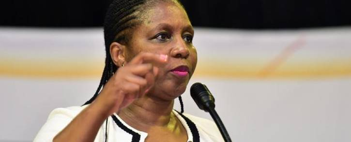 FILE: Public Service and Administration Minister Ayanda Dlodlo. Picture: GCIS