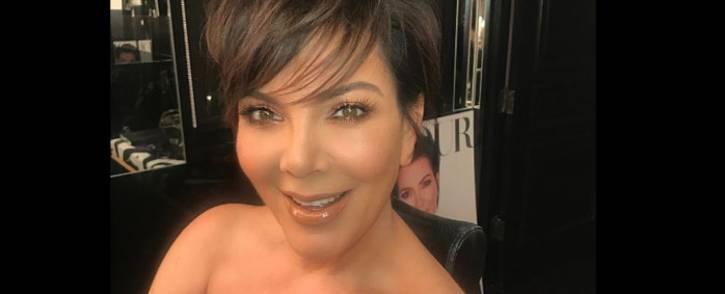 Kris Jenner. Picture: instagram.com