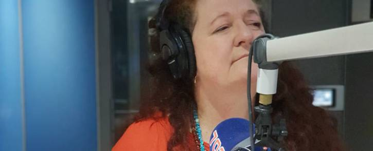 Singer, songwriter and political activist Jennifer Ferguson did an interview on Radio 702 on Tuesday 20 March 2018. Picture: 702