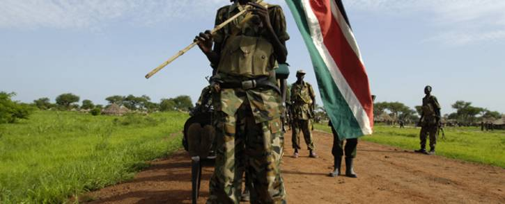FILE: Soldiers of the Sudanese People's Liberation Army (SPLA). Picture: United Nations Photo.