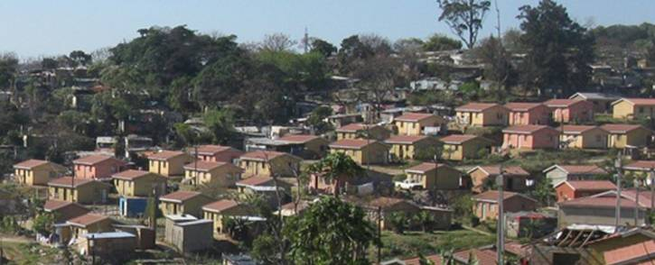 The Cato Crest housing project in eThekwini. Picture: eThekwini Municipality