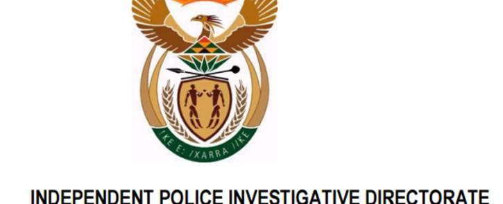 Independent Police Investigative Directorate (Ipid) logo. Picture: www.ipid.gov.za